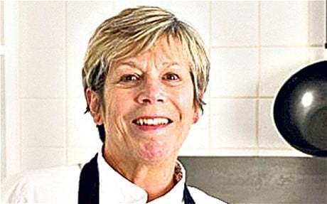 My favourite dish: Christine McFadden's raspberry chocolate tartlets