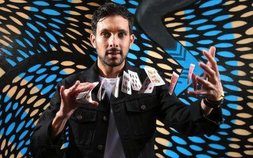 New high-end venue in London designed for magicians with just 90 seats