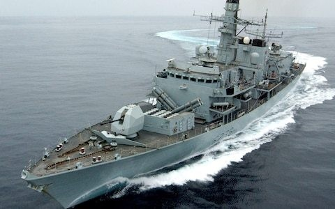It's time to put our money where our mouth is on defence funding, starting with the Royal Navy