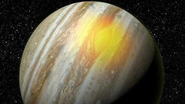 Nasa announces more evidence for oceans on Jupiter's moon