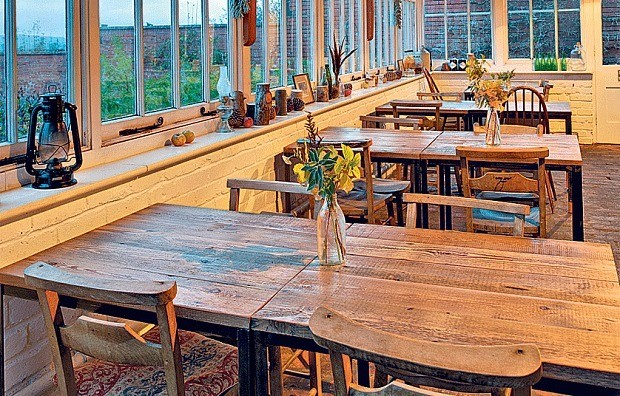 The Ethicurean, Somerset, restaurant review