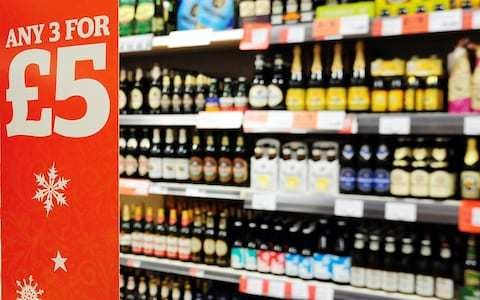 Alcohol consumption in Scotland falls to 25-year low following minimum pricing introduction