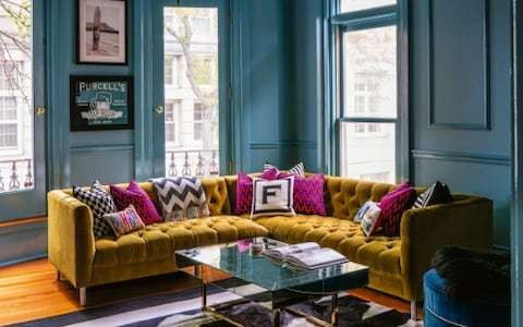 Decorating tips for Easter weekend from Farrow & Ball's colour expert