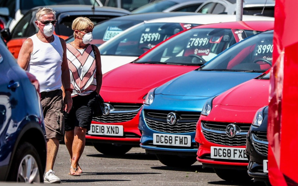 Five ways to rev up the car market