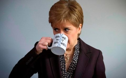 Home Office rejects Nicola Sturgeon plan for Scottish visa after Brexit