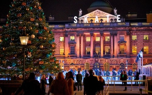 Seven of London's most spectacular ice rinks