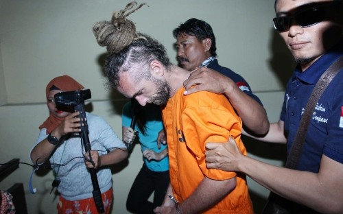 British DJ David Taylor jailed for six years in Bali over police officer murder