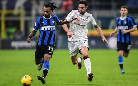 Newcastle United reach agreement with Inter Milan for Valentino Lazaro loan deal