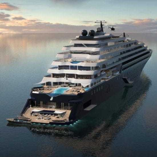 A hotel-on-sea: Ritz-Carlton launches luxury cruise ships