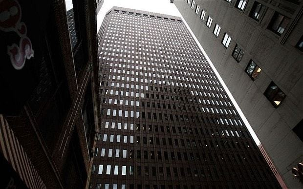 Bank examiner 'fired by Fed over critical report on Goldman Sachs'