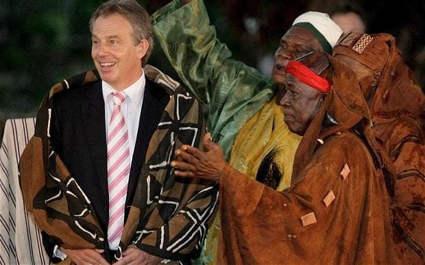 Tony Blair handed £3m slice of Barack Obama's aid for Africans