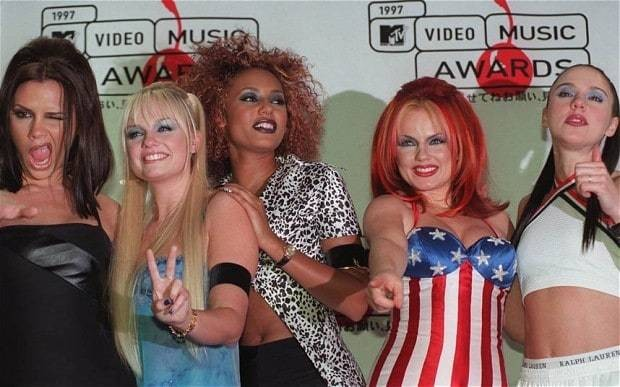 How Annie Lennox created The Spice Girls