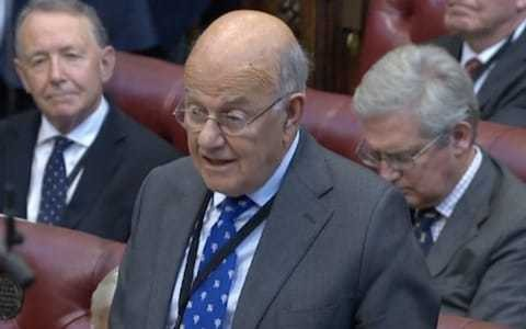 MPs 'shattering trust in democracy' by paralysing delivery of referendum result, claims former Lord Chief Justice
