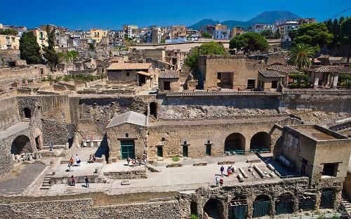 Ancient Italy: alternatives to Pompeii