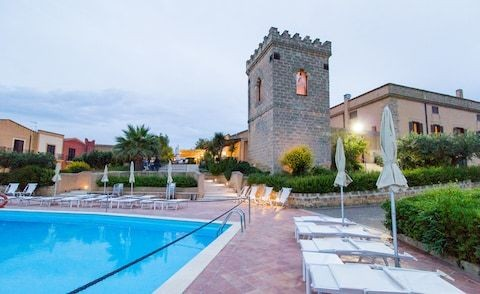 Five-Star Sicily Resort and Wines Stay