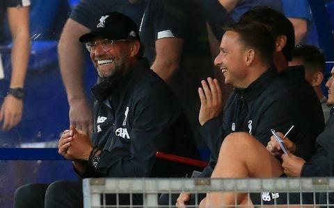 Jurgen Klopp reiterates Liverpool unlikely to spend big in transfer window after Rhian Brewster brace in pre-season friendly highlights depth
