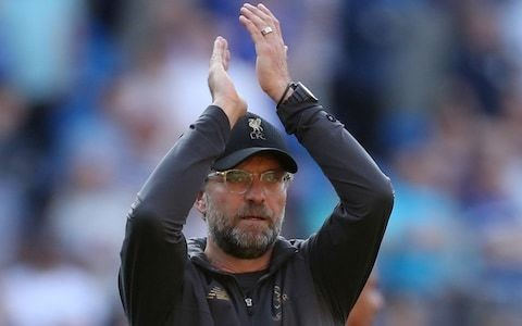 Jurgen Klopp hails 'massive' Liverpool win but says midweek Manchester derby comes at a good time for Pep Guardiola and City