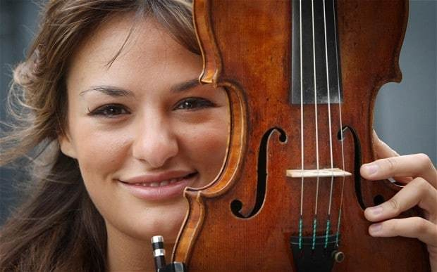 Nicola Benedetti: Today's children need culture, not celebrity obsession