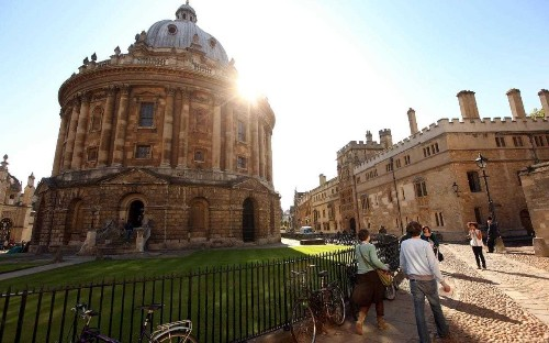 Top 100 world universities 2016/17 – THE rankings