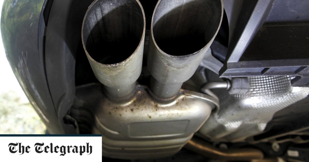 Why thieves are targeting your car's exhaust