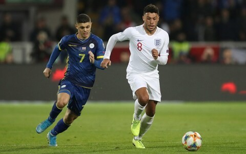 Alex Oxlade-Chamberlain deserves a dose of good fortune and his chance at Euro 2020