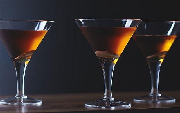 Christmas chocolate martini recipe