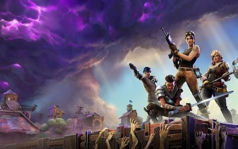 Fortnite goes down with in-game apocalypse leaving thousands of players watching a black hole