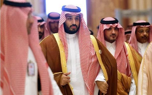 Oil speculators risk 'short squeeze' if impulsive Saudi Prince throws Opec surprise