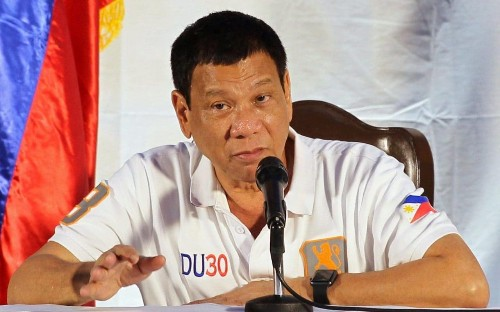 President Duterte 'ordered killing of 1,000 people and fed his enemies to crocodiles,' former hitman claims