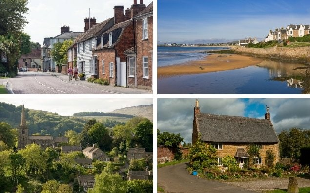 The Telegraph's definitive guide to Britain's best villages