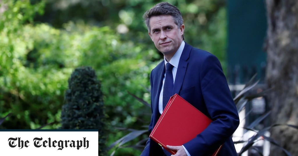 Too many youngsters are going to university, Education Secretary says as he rips up 50 per cent target