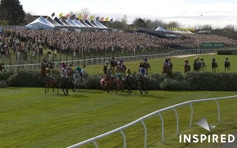 Virtual Grand National was not 'irresponsible' - it must be viewed as an opportunity