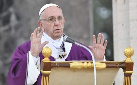 Pope raises prospect of married men becoming priests