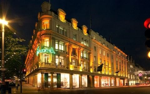 Department store Fenwick swings to £44m loss amid high street turmoil