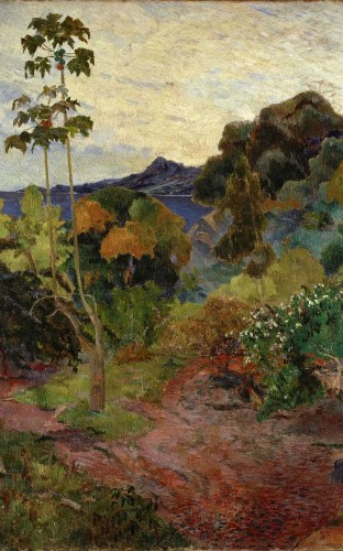 Gauguin and Laval in Martinique exhibition Amsterdam Caribbean