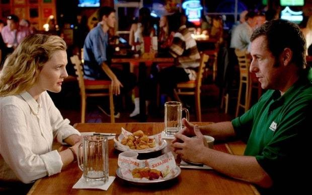 Blended, review: 'contrived comedy'