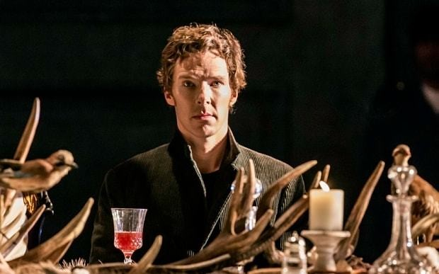 Celia Walden: Why Benedict Cumberbatch could never make a good Hamlet