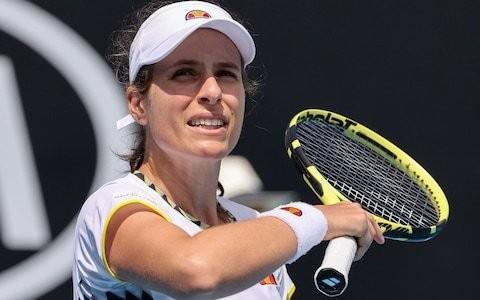Australian Open 2020: Johanna Konta and Kyle Edmund crash out in first round