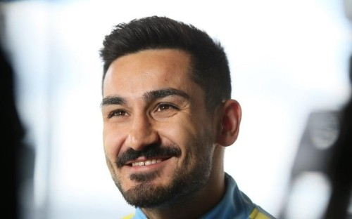 Manchester City signing Ilkay Gundogan says Premier League is 'most exciting place on earth for football'