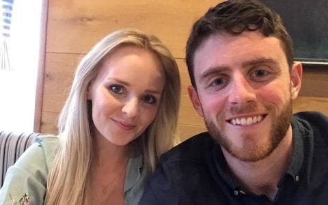 Ten arrested after death of newlywed police officer who was 'run over and dragged by car'