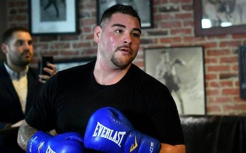 Andy Ruiz plans to adopt Mike Tyson technique to exploit Anthony Joshua's 'weaknesses'