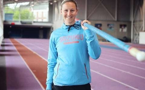 Holly Bradshaw interview: 'I've never fitted the image of a pole vaulter'
