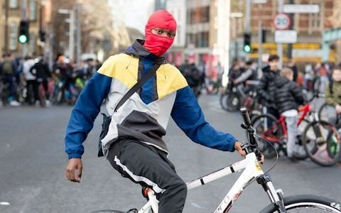 Cycling trend backed by Stormzy and featured on The One Show sparks safety fears
