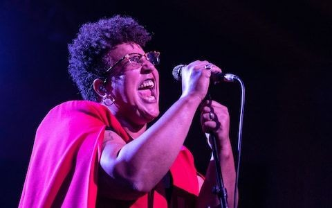 Brittany Howard, EartH, review: the Alabama Shakes frontwoman serves up a heady brew of jazz, funk and soul