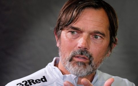 Phillip Cocu exclusive interview: Promotion ambitions, Wayne Rooney's arrival and the Derby night out that went awry
