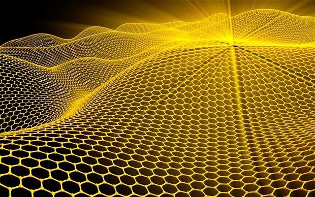 Graphene microphone could pick up sounds beyond human hearing