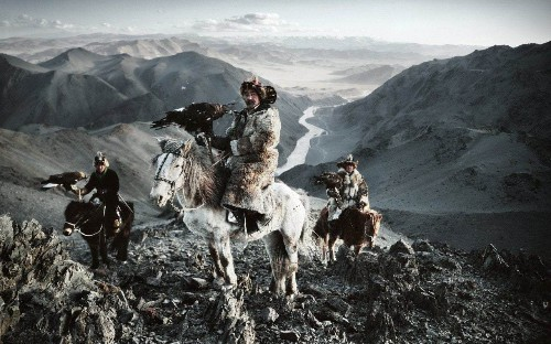 Never-seen-before images of the last indigenous communities of the world