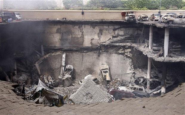 Nairobi mall attack: investigators 'find vehicle used by terrorists'