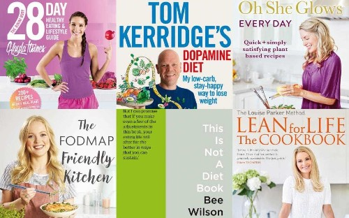 Eat well in 2017: the best new (surprisingly sensible) diet books