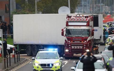 Northern Irish man wanted in connection with Essex lorry deaths to be extradited